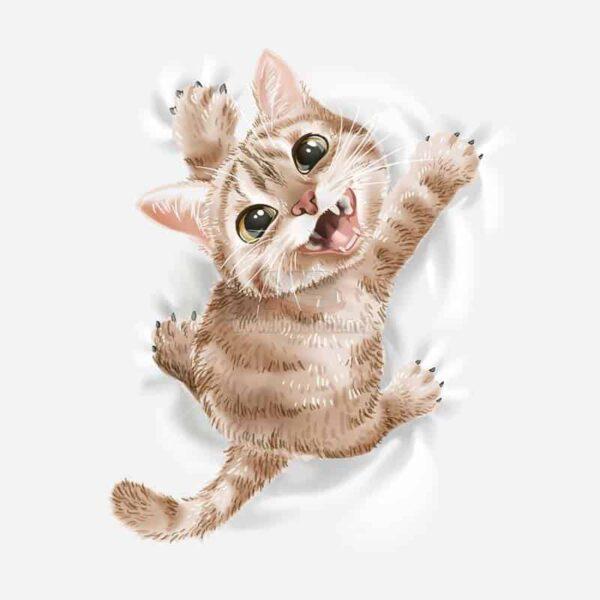 Con Mèo Vector tuyệt đẹp - KS1168