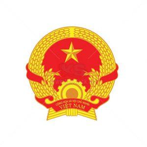 Vector Quốc Huy Việt Nam - KS1177