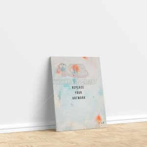 Canvas Mockup PSD - KS1210