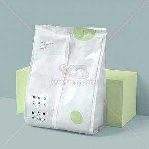 Mockup túi giấy cỡ lớn PSD - KS1207