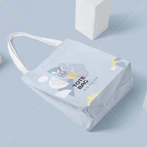 Mockup Túi Vải Tote PSD tuyệt đẹp - KS1218