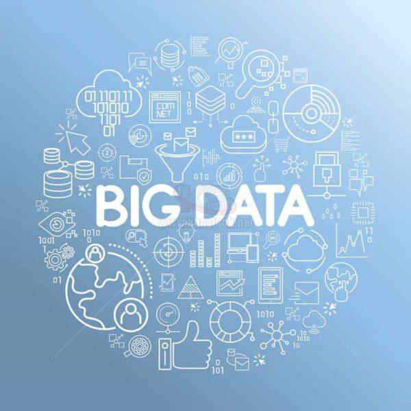 Vector Big Data miễn phí tải về - KS1259