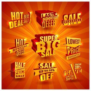 Vector Big Sale tuyệt đẹp miễn phí - KS1294
