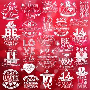 Tình yêu, Valentines Vector chất lượng cao - KS1302