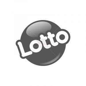 Logo Lotto Vector tối giản tuyệt đẹp - KS1346